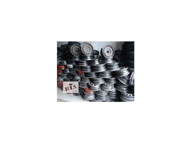 Диски металлические автошины б\у от 150грн.шт- объявление о продаже  в Ивано-Франковске