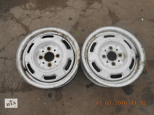 продам Диски на ВАЗ-2101-07-08-09 бу в Житомире