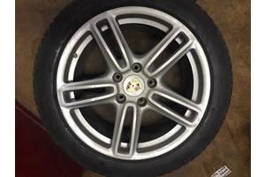 б/у диски с шинами Porsche Panamera