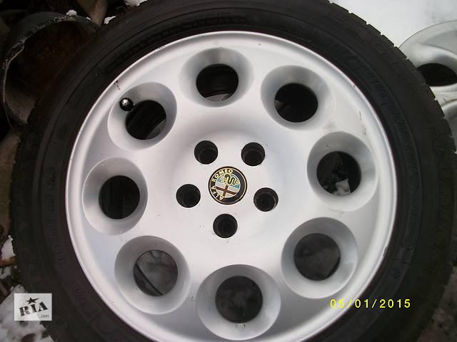 бу  Диски R 16-17 для легкового авто Alfa Romeo 166 в Ужгороде