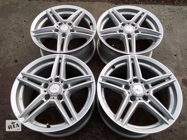 купить бу Диски R16 5x112 Mercedes W212 W204 W220 W140 Vito в Владимир-Волынском