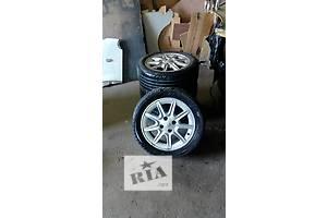 б/у диски с шинами Renault Scenic