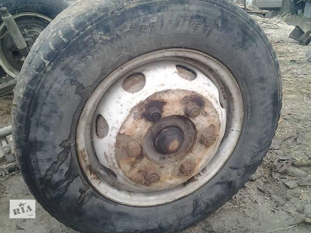 купить бу Диски R16 с шиной для грузовика FAW 1047 в Житомире