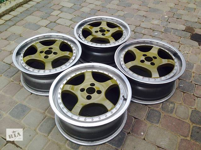 бу Диски R17 4x98 Alessio Made in Italy в Львове