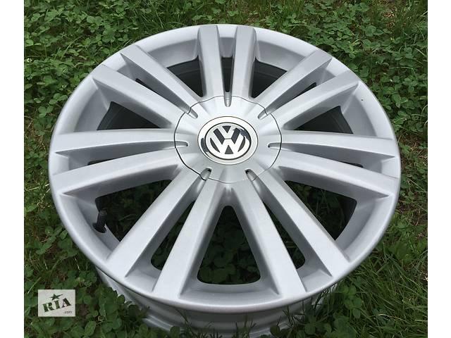 Диски R17 5х112 Volkswagen Passat B6 B7 Golf Jetta- объявление о продаже  в Львове