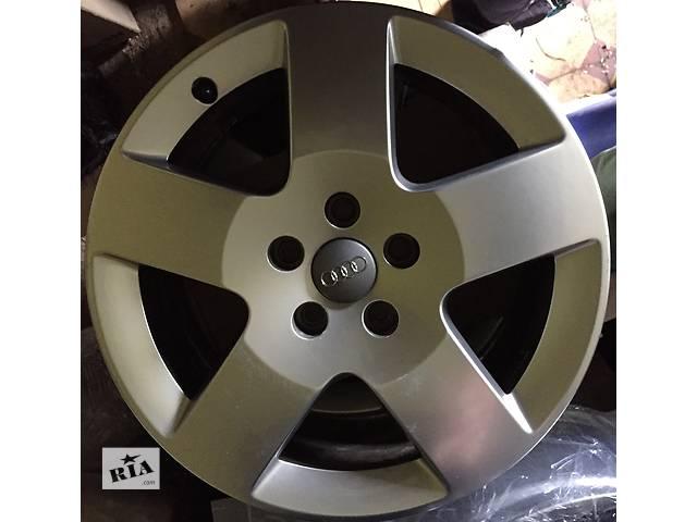 купить бу Диски R17 5x112 Audi A6 A4 A8 Original (VW Skoda SEAT) в Львове