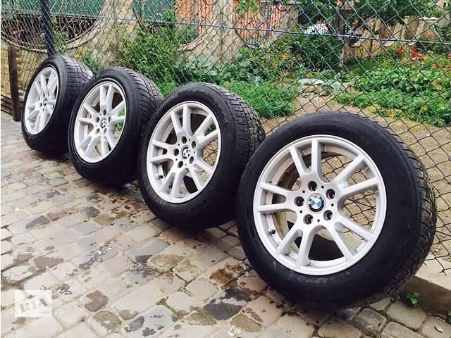 купить бу Диски R17 5x120 BBS 215/60 Bridgestone в Львове