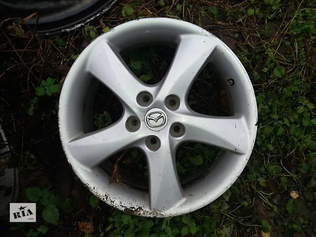 купить бу Диски R17 Mazda в Полтаве