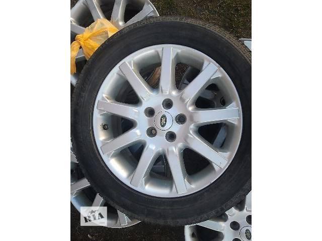 купить бу Диски R18 5*114.3 комплект 5шт. на Land Rover в Ковеле