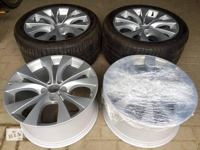 """купить бу  Диски с шинами, колеса 20"""" BMW X5 X6 E70 E71 с резиной на БМВ E70 E71 20 дюймов в Львове"""