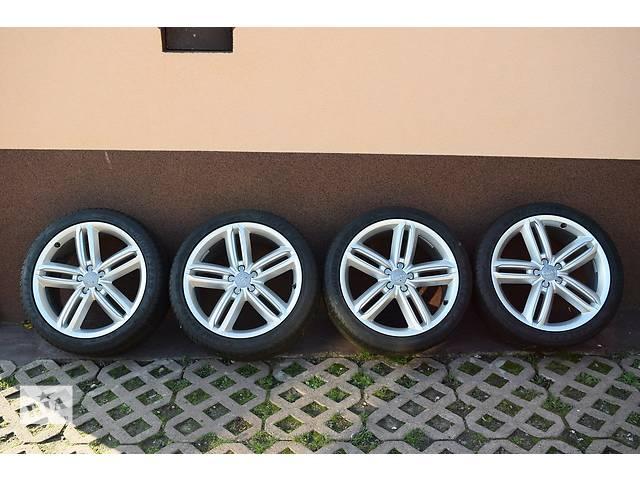 Диски з резиною до Audi A6 allroad- объявление о продаже  в Львове