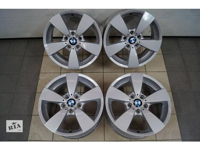 бу Диски 17 R17 BMW X Drive 5, 6, 7 M5 M6 e60 e61 e63 e64 e65 e66 VW T5 vivaro trafic insignia styling  в Луцке