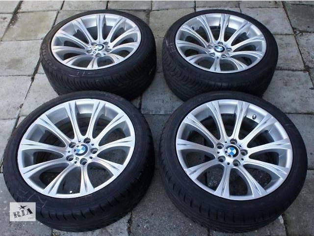 бу Диски 19 R19 BMW M5 M6 серия 5 6 7 E39 E60 E63 E38 E65 styling стиль 166. Каталожные номера дисков: 2283160, 7834625 в Луцке