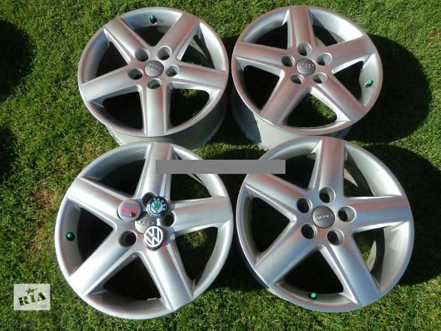 продам Диски Audi 17 7.5Jx17 ET45 5x112 ORIGINAL AUDI A6 C5, C6, Skoda, VW бу в Ужгороде