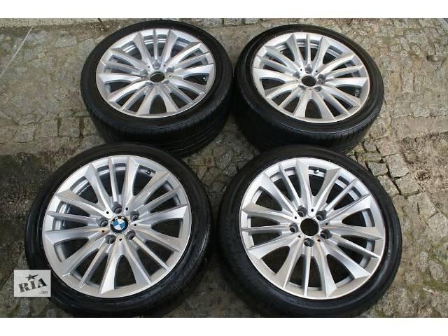 купить бу Диски колеса BMW 5 6 f10 f11 f12 R19 332 стиль styling. Каталожные номера дисков:  6791383, 6791384. в Луцке