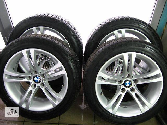 купить бу Диски колеса BMW 5 e60 e61 M M-Pover R18 184 стиль styling в Луцке