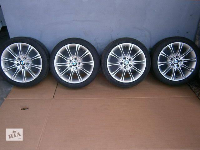 бу Диски колеса BMW 5 e60 e61 M M-Power R18 135 стиль styling 8j резина лето или зима 245/40R18, 803694 в Луцке