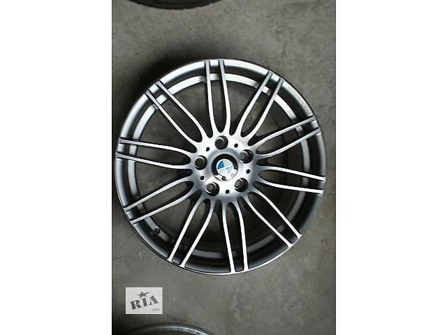 купить бу Диски колеса BMW 5 e60 e61 Performance Rad R19 269 стиль styling разношырокие 8,5j 9,5j в Луцке