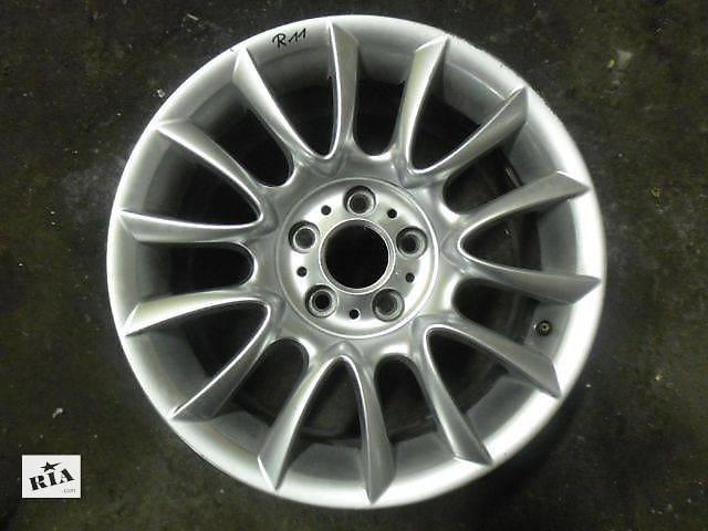 купить бу Диск колесо BMW 5 e60 e61 R18 152 стиль styling 8j individual Каталожный номер диска: 7897260 в Луцке
