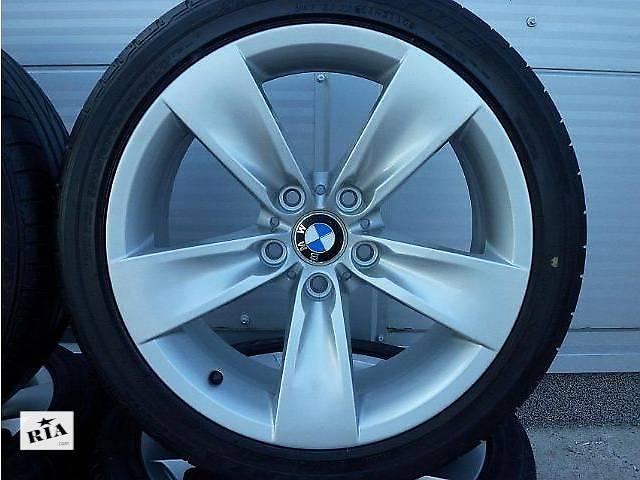 Диски колеса BMW 5 e60 e61 R18 246 стиль styling 8j резина Bridgestone 245/40R18 Каталожный номер ди- объявление о продаже  в Луцке
