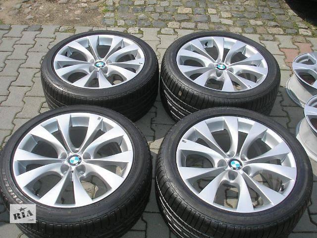 купить бу Диски колеса BMW X5 e70 F15 F16 M M-Power R20 227 стиль styling в Луцке
