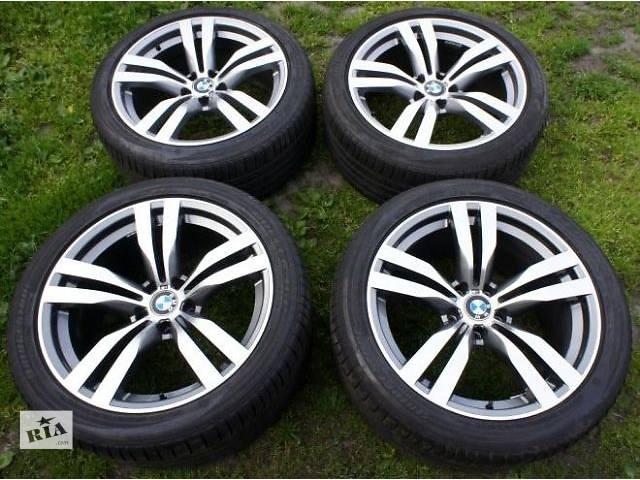 Диски колеса BMW X5 X6 e70 e71 F15 F16 M M-Pover R20 300 стиль styling разношырокие 10j 11j- объявление о продаже  в Луцке