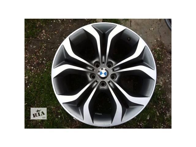 бу Диски колеса разноширокие 20 R20 BMW Perfomance X5, X6 E70 E71 F15 F16styling 336; 6788010, 6788011 в Луцке