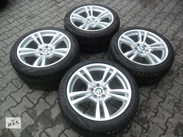 купить бу Диски колеса разноширокие 20 R20 BMW X5, X6 E70 E71 F15 F16 M M-Power styling 299; 6785499, 6785500   в Луцке