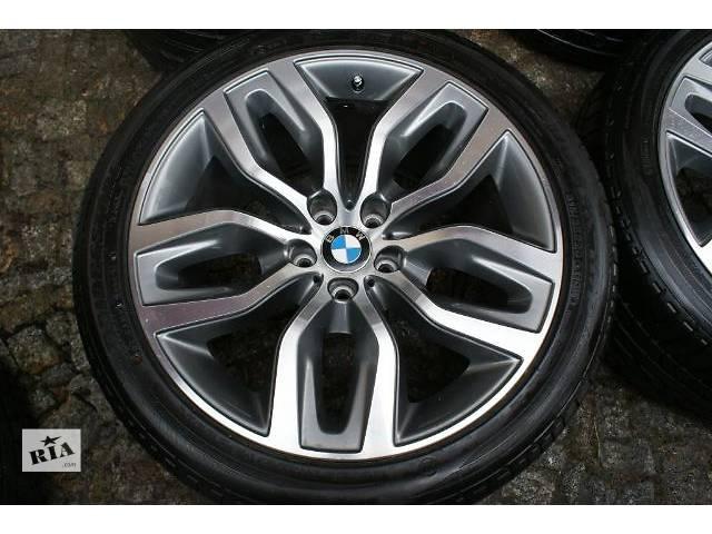 купить бу Диски колеса BMW X5 e70 F15 F16 R20 337 стиль styling. Каталожные номера дисков: 6788027, 6788028. в Луцке
