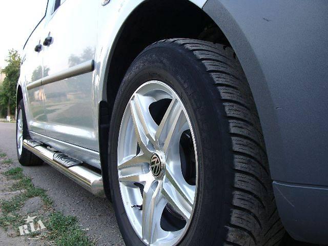 бу Диски R15 на  Volkswagen Caddy 4шт. в Виннице