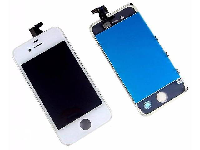 бу Дисплей LCD Touch Screen iPhone 4 4S (High Copy/Original) в Киеве