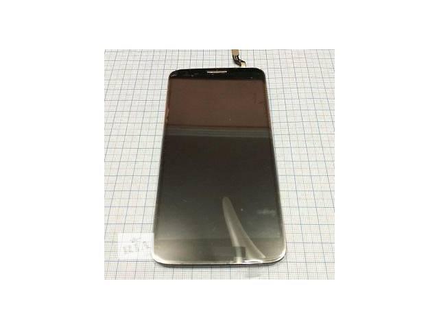 бу Дисплей LG D802 Optimus G2 Black (10 pin touch) complete with frame в Черновцах