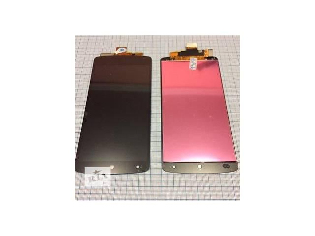 бу Дисплей LG D820/D821 Google Nexus 5 complete Black в Черновцах