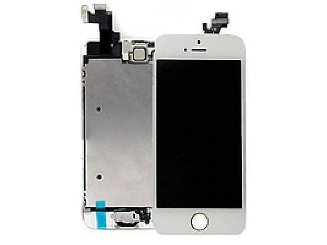 продам Дисплей (модуль) Iphone 5S черный, белый. Оригинал. бу в Киеве