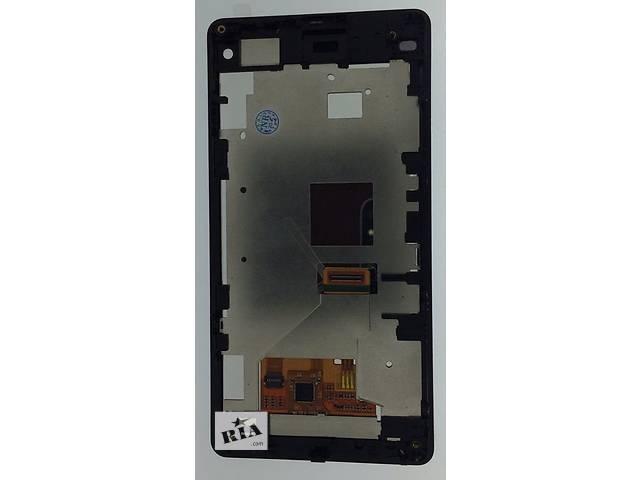 продам Дисплей Sony D5503 Xperia Z1 Mini ( compact) Black complete with frame бу в Черновцах