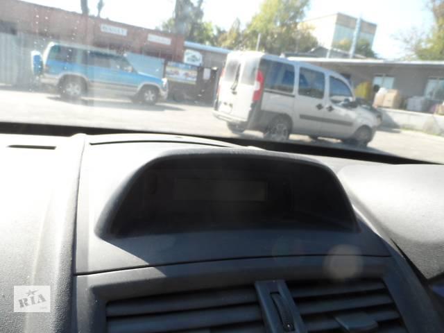 Дисплей времени и температуры, информационное табло Renault Megane Рено Меган 1,5 dCi 2002-2006- объявление о продаже  в Ровно