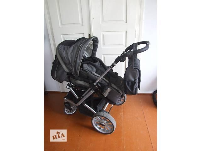 купить бу Дитяча коляска 2в1 трость прогулянка herqules в Львове