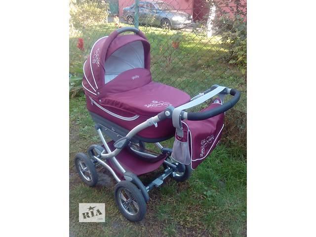 купить бу Дитяча коляска 2 в 1 Geoby C 706 в Львове