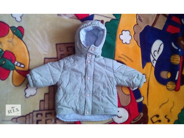 бу Детская куртка Chicco в хорошем состоянии в Бердичеве