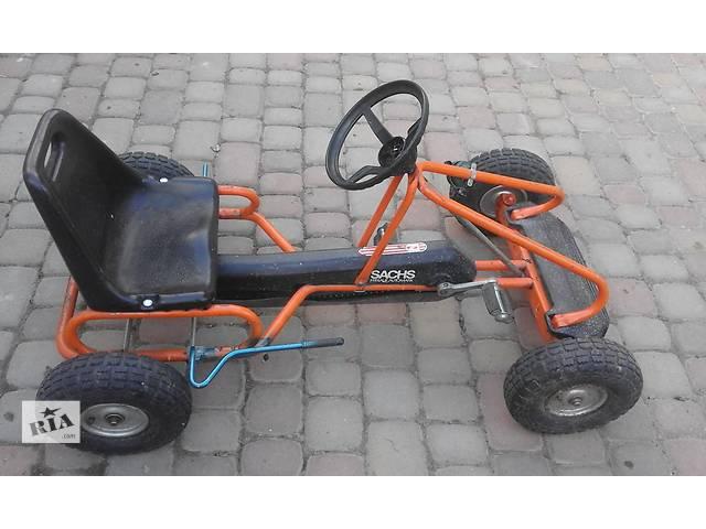 Детское авто (машинка, веломобили, картинг)- объявление о продаже  в Мукачево