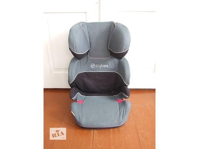 Детское автокресло romer, maxi-cosi, cybex группа ii-iii рассчитано на ребенка весом 15-36 кг- объявление о продаже  в Львове