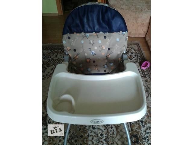 Детское кресло для кормления!- объявление о продаже  в Старом Самборе