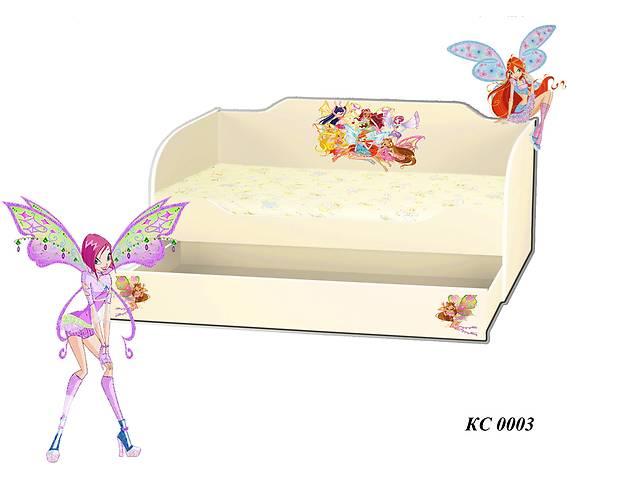 продам Детская кроватка - диванчик. Бесплатная доставка по Украине!!! бу в Луцке