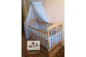 б/у Кроватки для новорожденных Наталка