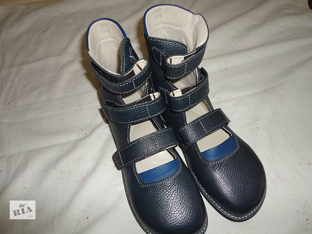 бу Детская ортопедическая обувь 25см. в Тернополе