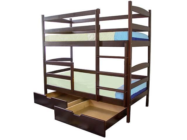 бу Дитячі двоярусні ліжка з дерева в Ровно