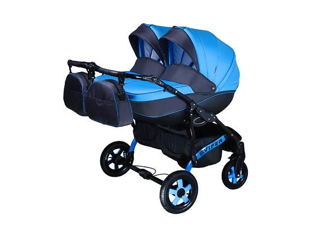 """Детские коляски для двойни """"Viper Duo"""" (Цены от производителя)- объявление о продаже  в Тернополе"""