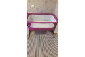 б/у Детские кроватки для новорожденных Chicco