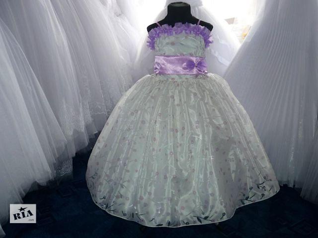 продам нові дитячі нарядні плаття на випускний і на будь яке свято дешево всього лиш 250грн бу в Тернополе