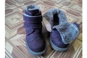 б/у Детские зимние сапоги